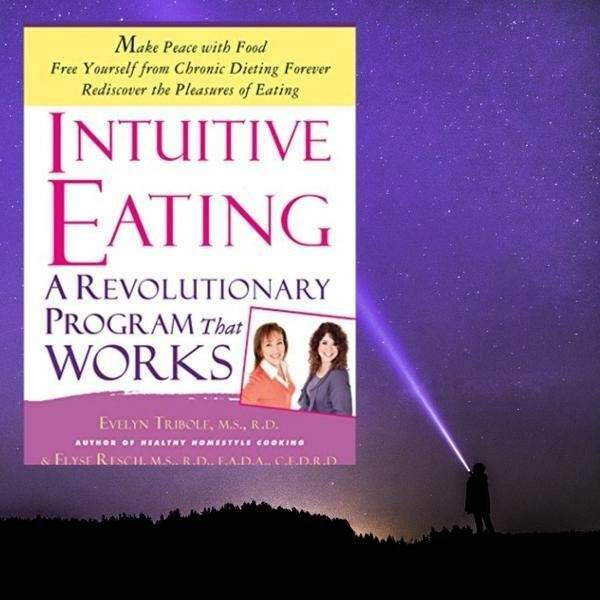the 'bible' of intuitive eating