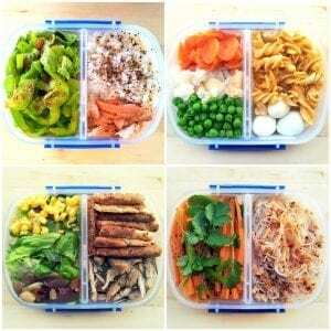 best way to meal prep for the week