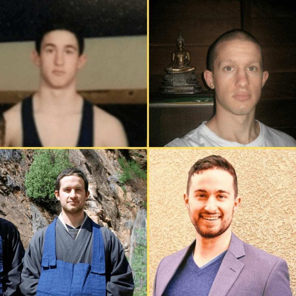 my journey from binge eating wrestler to zen monk and eating disorder therapist jared levenson