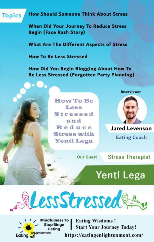 5 Ways To Be Less Stressed | How To Prevent Stress Rash ...