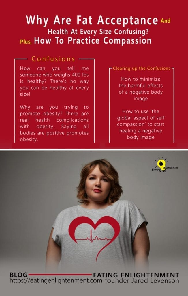 pinterest image about the blog article with confusions on one side and clarity on the other
