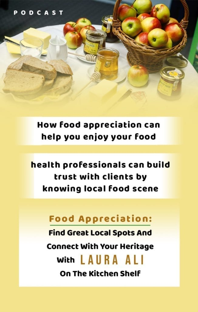 Food appreciation pinterest image: how you can find great local spots