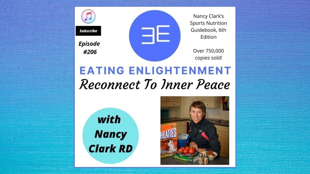 nancy clark rd the benefits of eating regularly