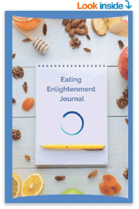 eating enlightenment cbt journal